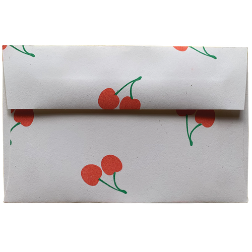 Cherry Envelope Set