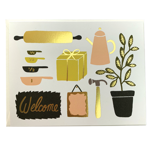 Housewarming Welcome