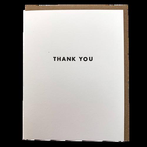 Futura Thank You