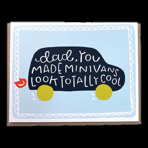 Dad Minivan