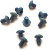 Flytanium Bugout Screws- Blue