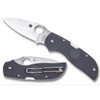 Spyderco Chaparral Gray FRN , CTS-XHP