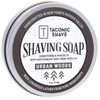Taconic Shave Soap Urban Woods 4oz