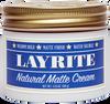 Layrite Pomade Matte Cream 4oz