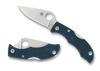 Spyderco Ladybug 3 K390, Blue FRN