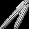 Fisher Bullet Pen Brushed Chrome w/Clip