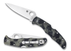 Spyderco Endura 4 ZOME Glow in the Dark *Distributor Exclusive*