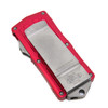 Microtech 157-10APRD Exocet Red Apocalyptic Standard M390