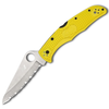 Spyderco Pacific Salt 2 Spyderedge Yellow Frn H1