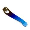 Lynch Spyderco Wire Clip Replacement, Fade Anodized Ti