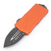 Microtech  157-1OR Exocet Orange 204P
