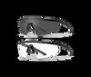 WX 315 Saber Advanced Clear Lens/Grey & Matte Black Frame