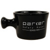 Parker Apothecary Shave Mug Black
