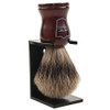 Parker Rosewood / Pure Badger Brush