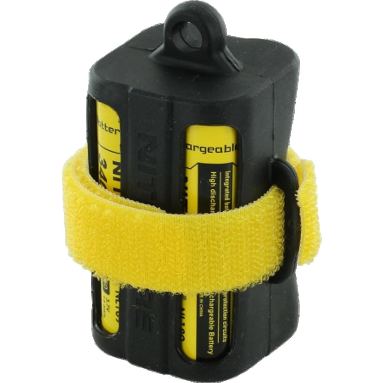 Nitecore NBM40 Battery Holder Black
