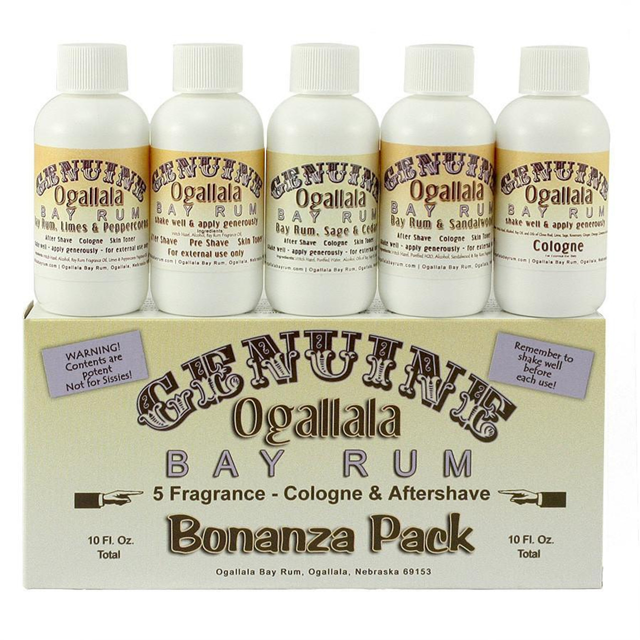 Ogallala Bonanza Pack