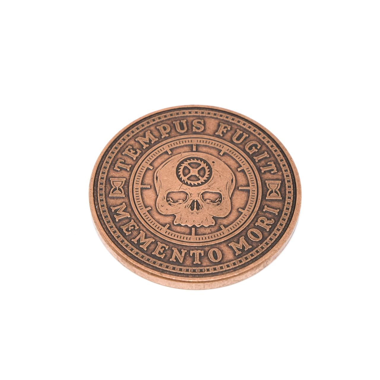 Carpe Diem Coin Antique Copper ACU