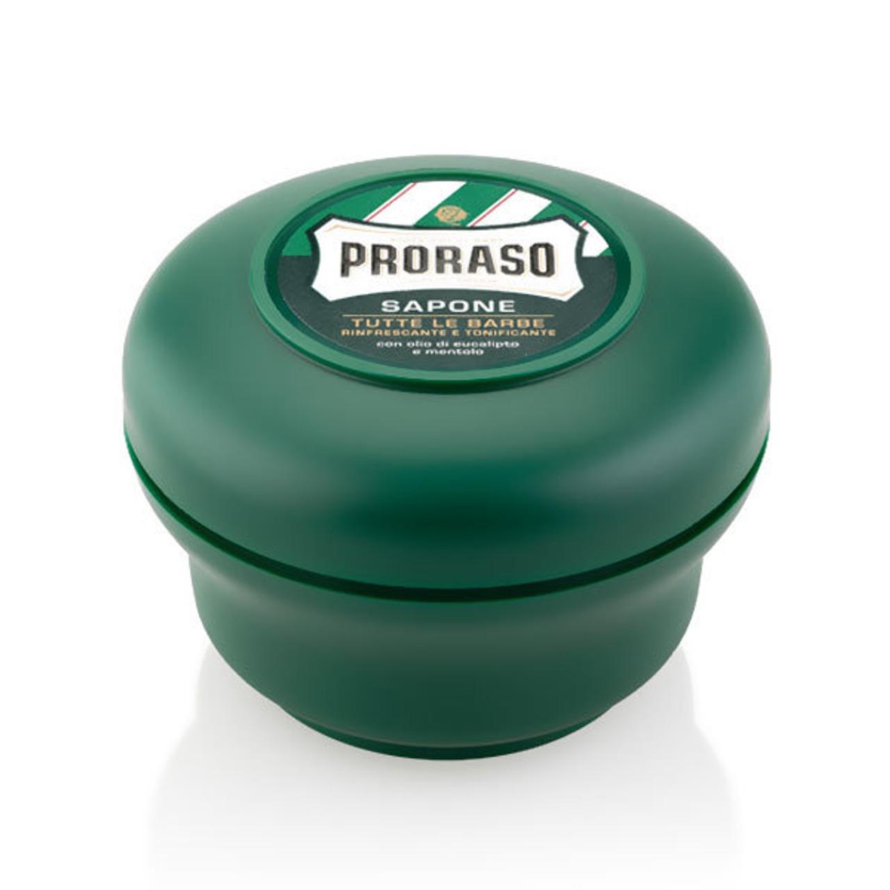 Proraso Green Tub Shave Soap