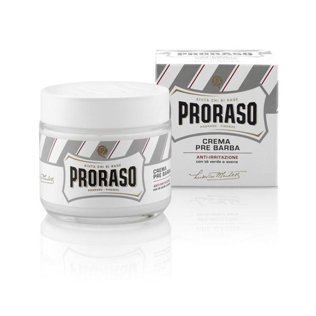 Proraso Pre-Shave Cream White