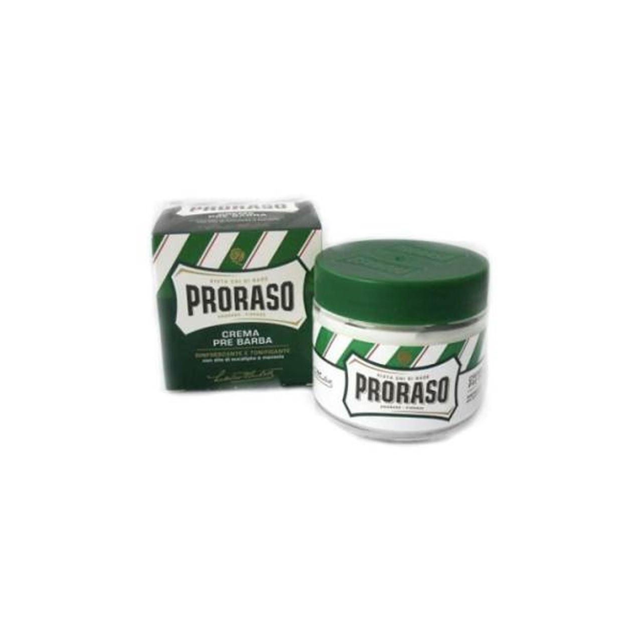 Proraso Pre-Shave Cream Green