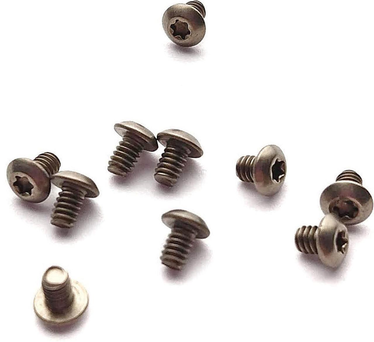 Flytanium Bugout Screws - Gold