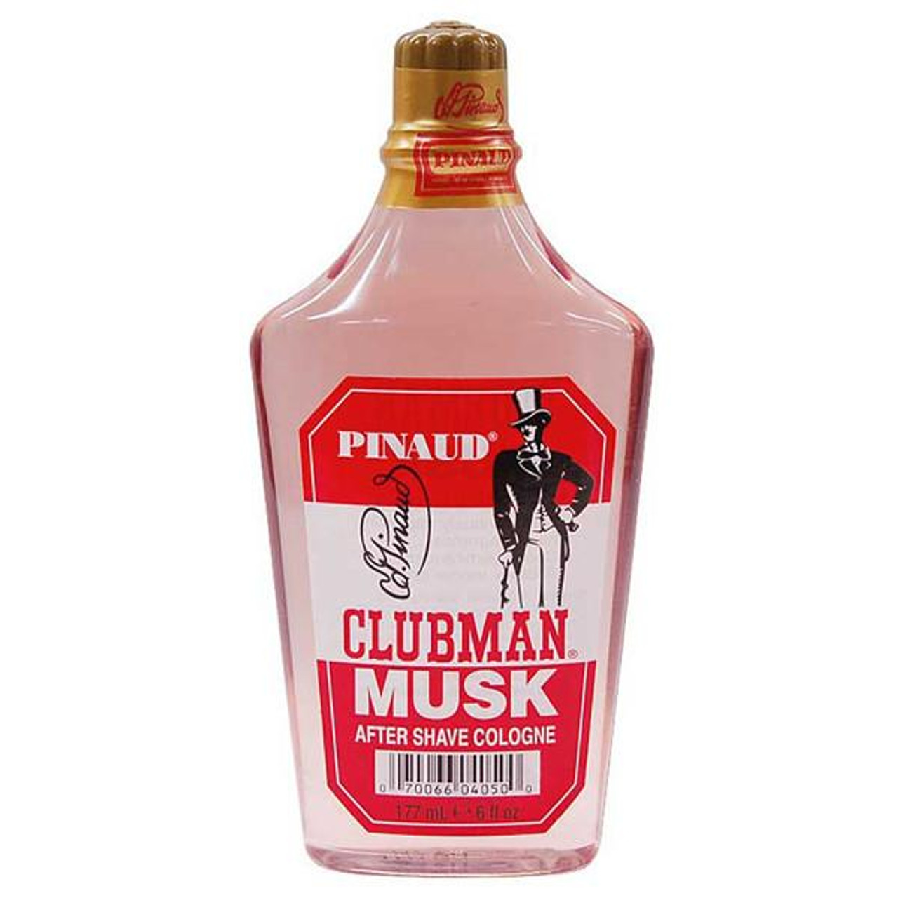 Clubman Musk After Shave Cologne 6oz