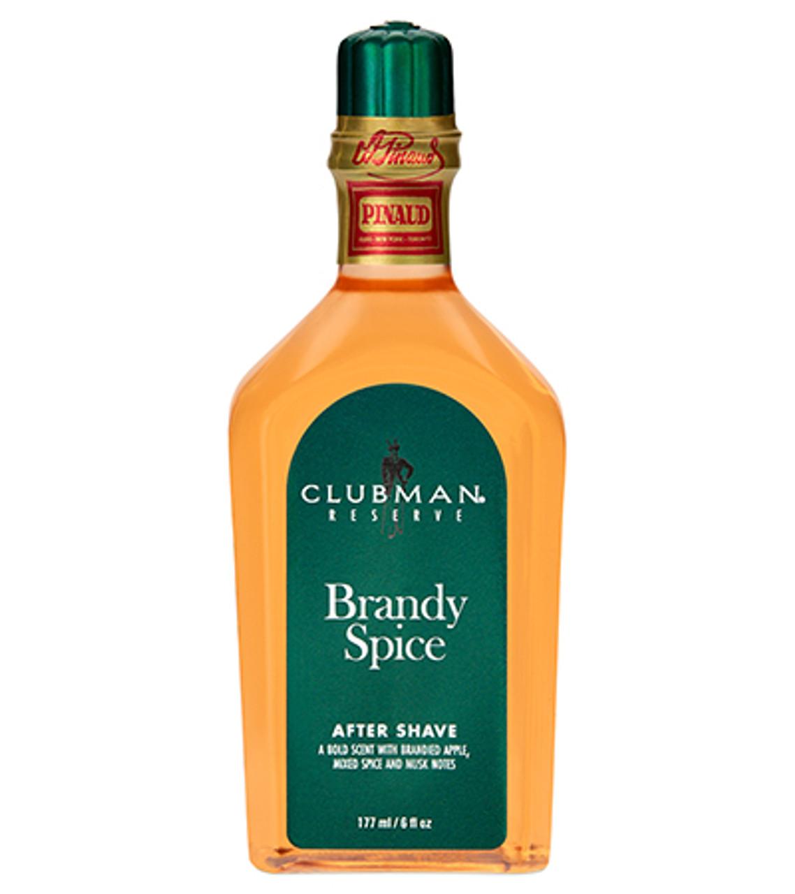 Clubman Brandy Spice Aftershave 6oz.