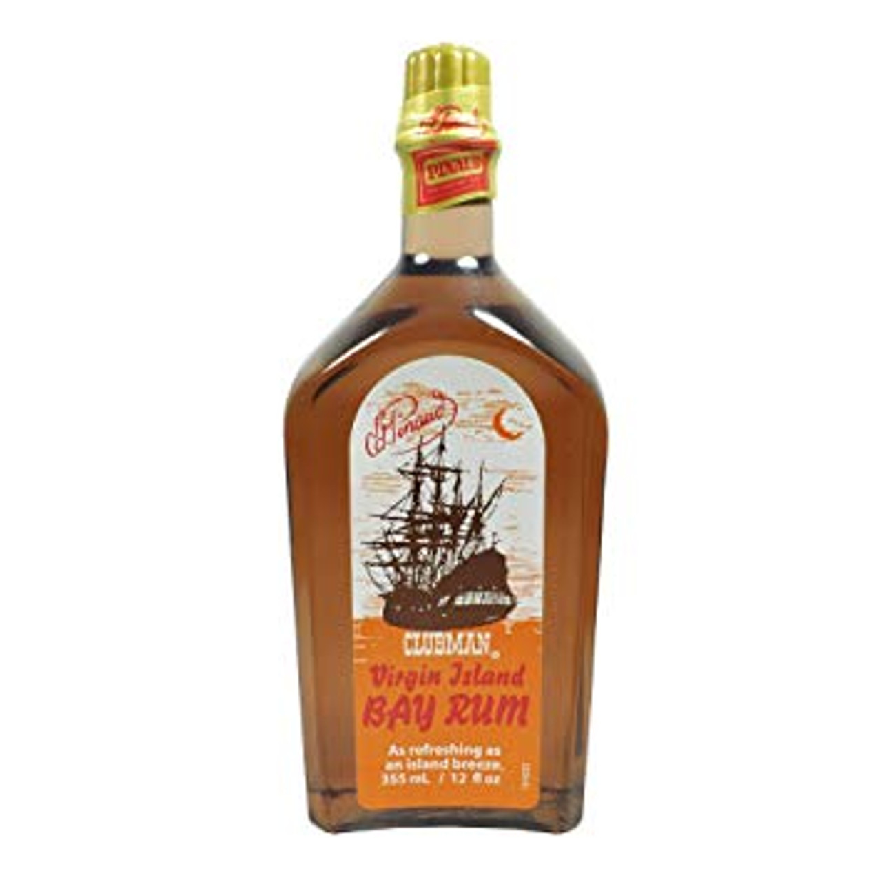 Clubman Virgin Island Bay Rum 12oz