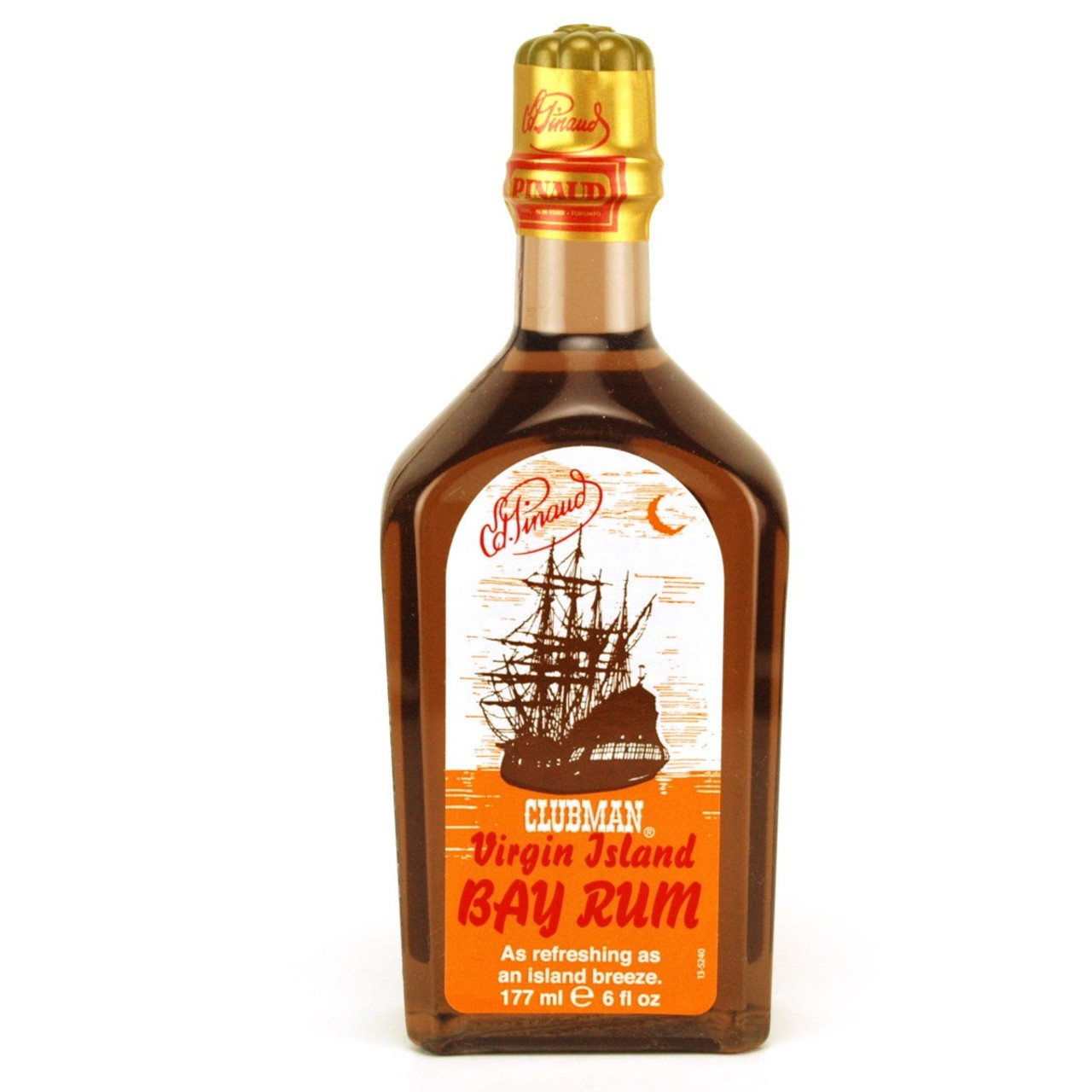 Clubman Virgin Island Bay Rum 6oz