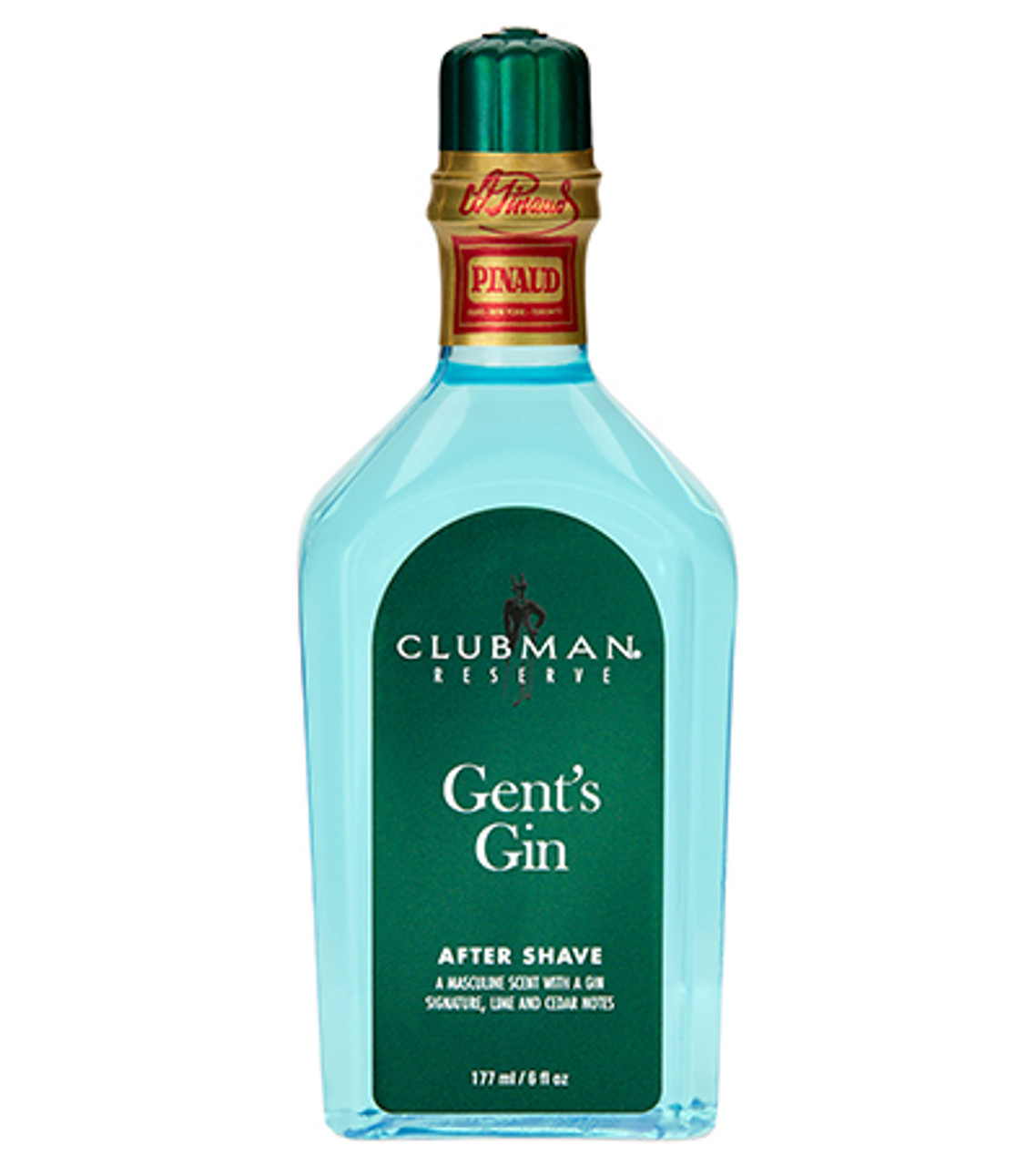Clubman Gent's Gin Aftershave 6oz.