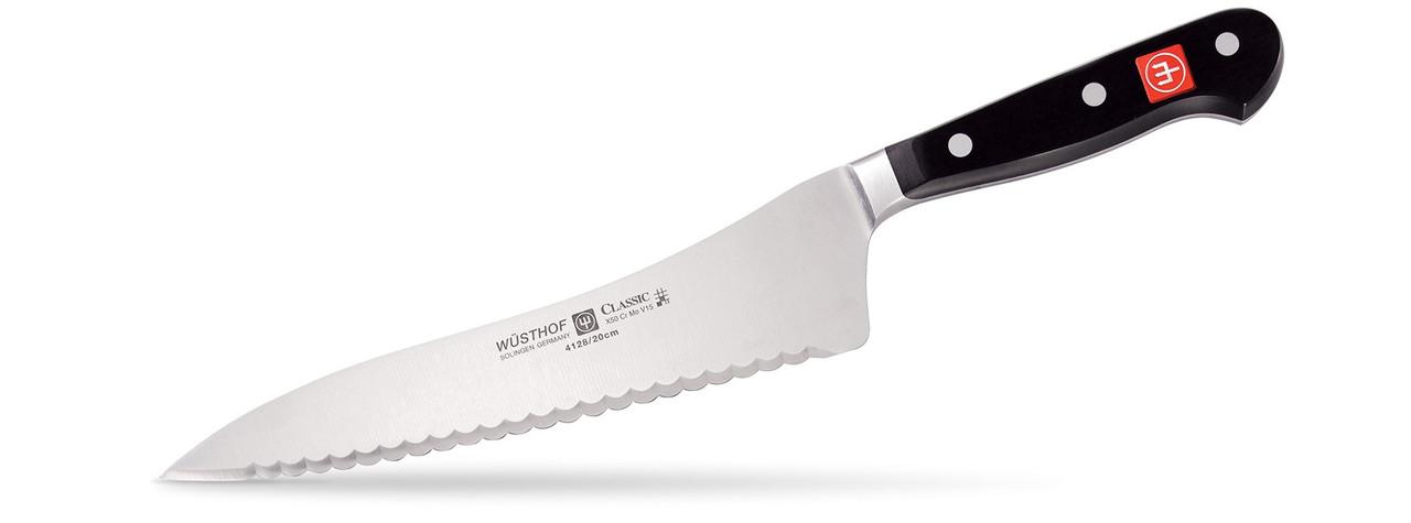 "Classic 8"" Offset Deli Knife"