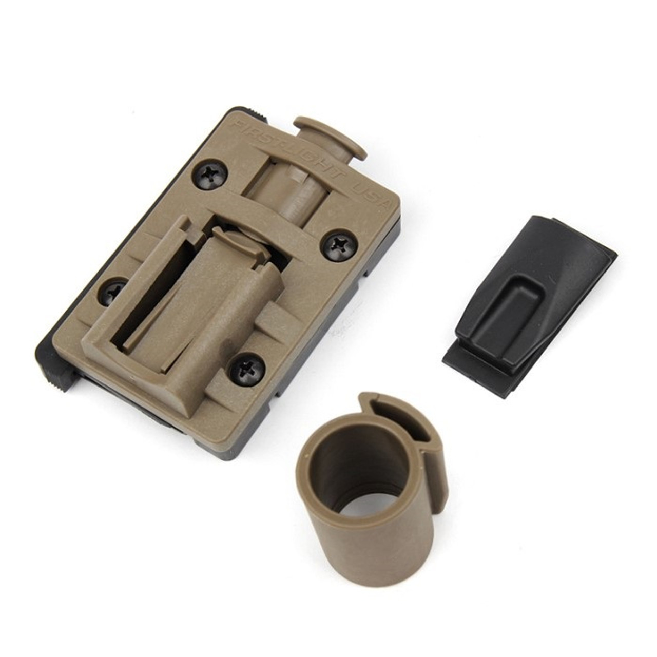First-Light TRS MOLLE Blade Mount Coyote Brown
