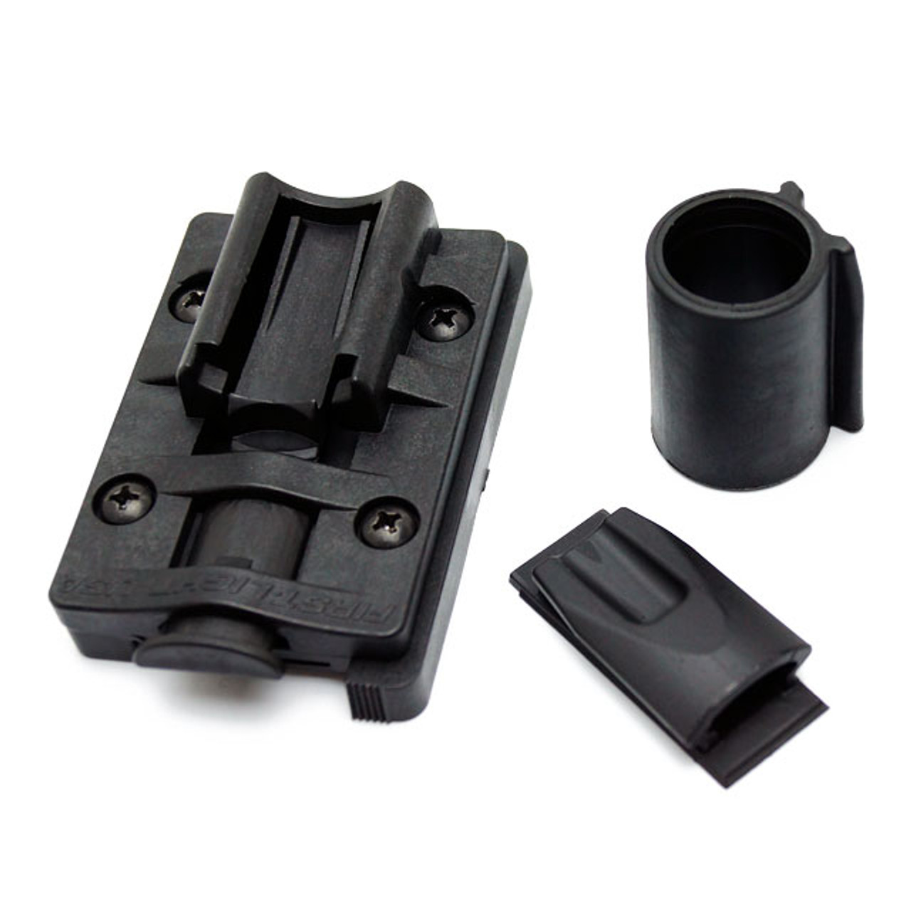 First-Light TRS MOLLE Blade Mount Black