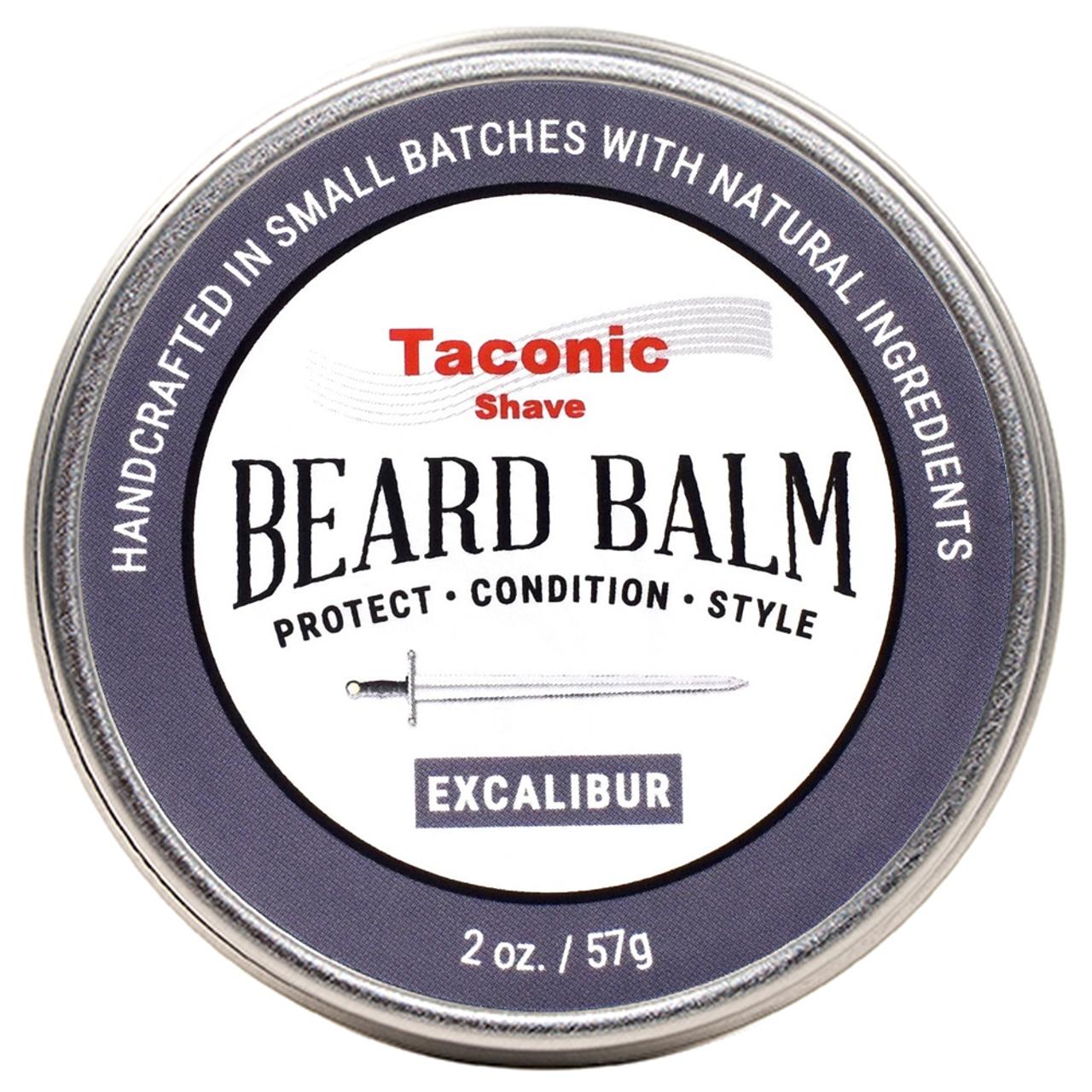 Taconic Beard Balm 2oz Excalibur