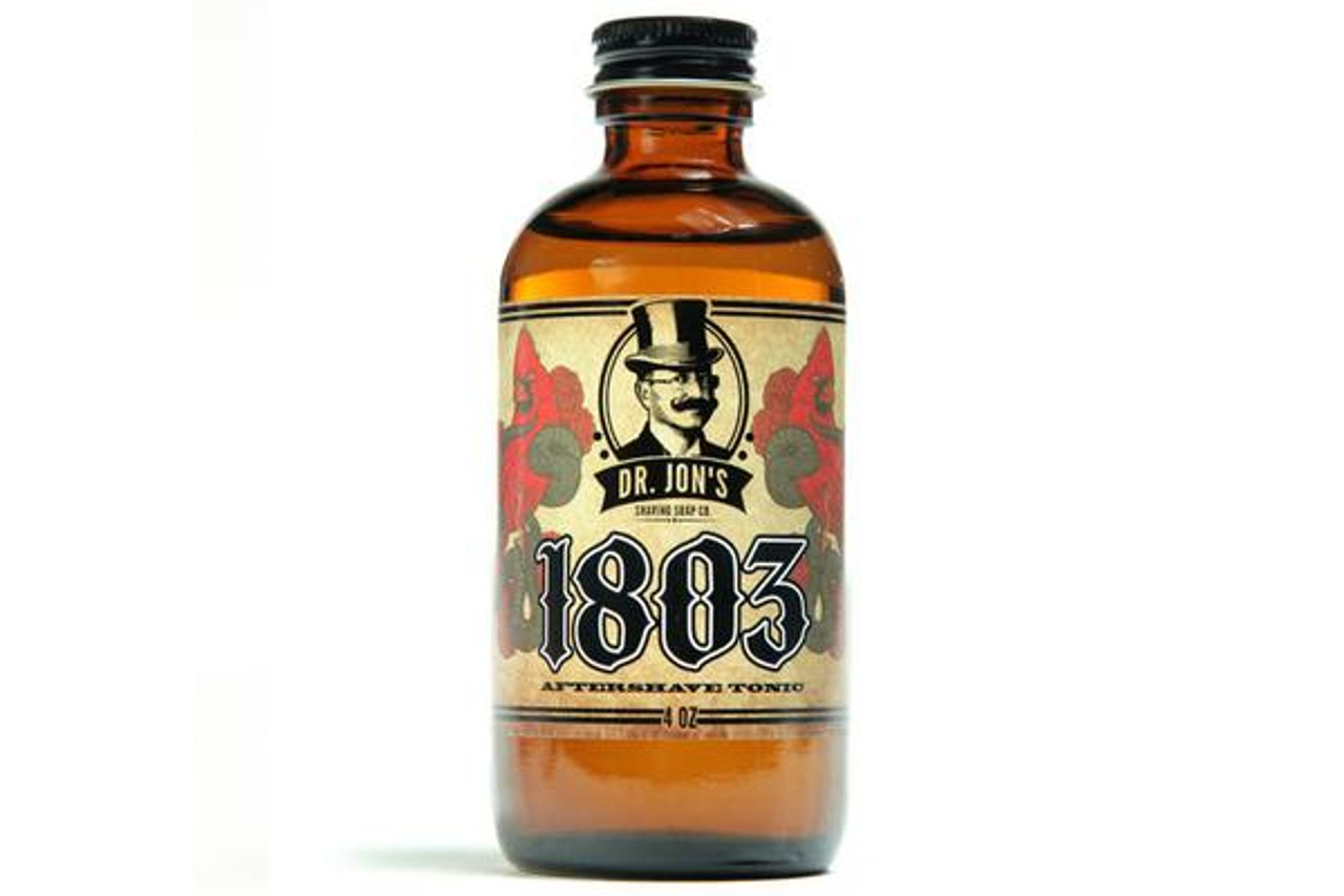 Dr. Jon's 1803 Aftershave 4oz