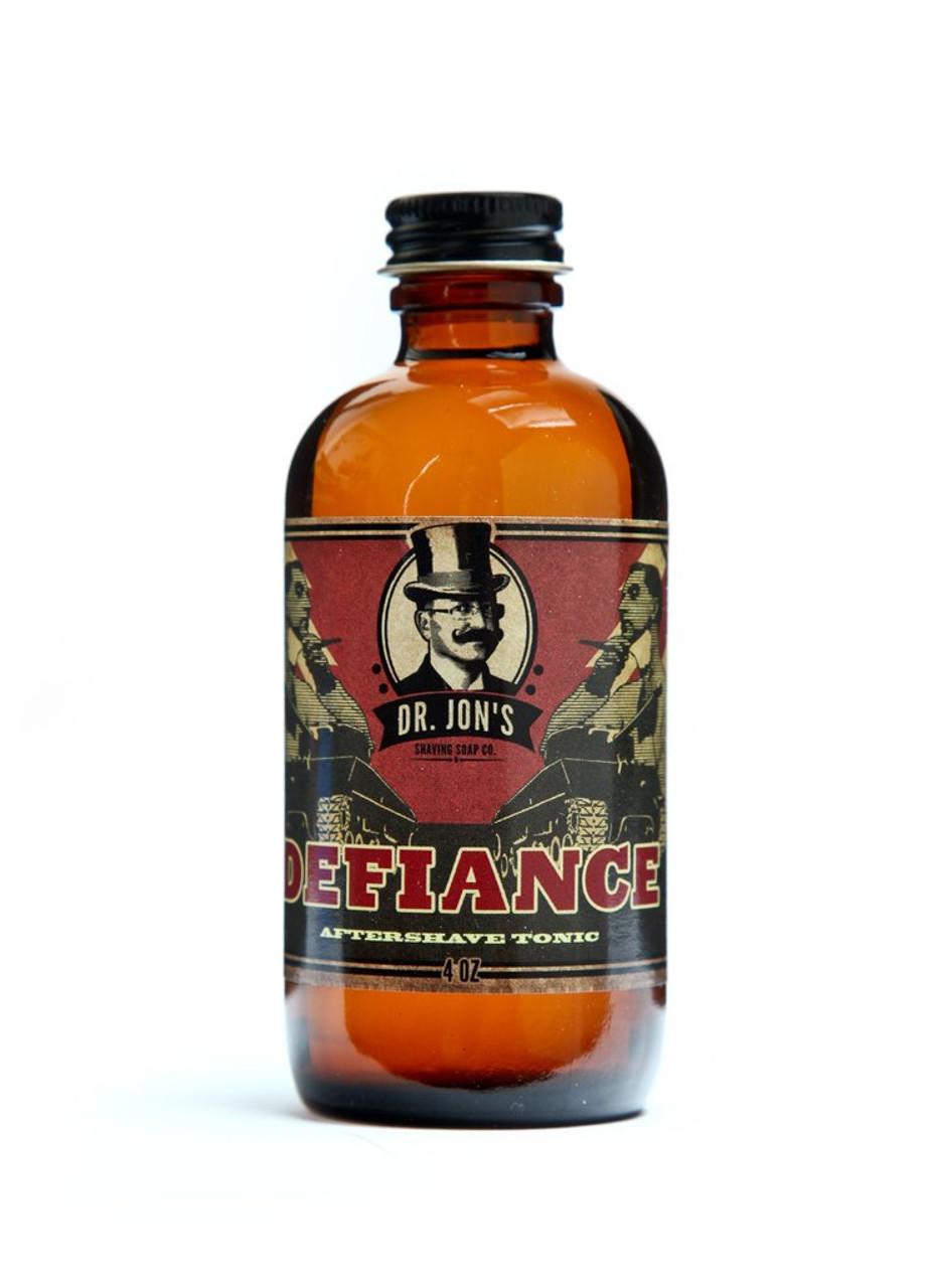 Dr. Jon's Defiance Aftershave 4oz