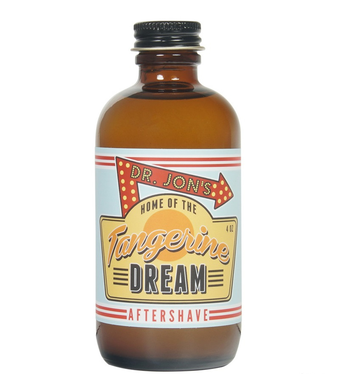 Dr. Jon's Tangerine Dream Aftershave 4oz