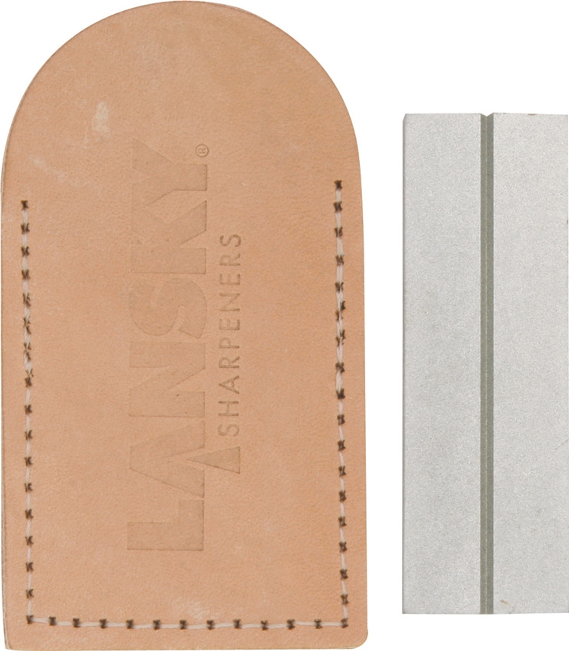 Lansky Diamond Double Sided Pocket Sharpening Stone