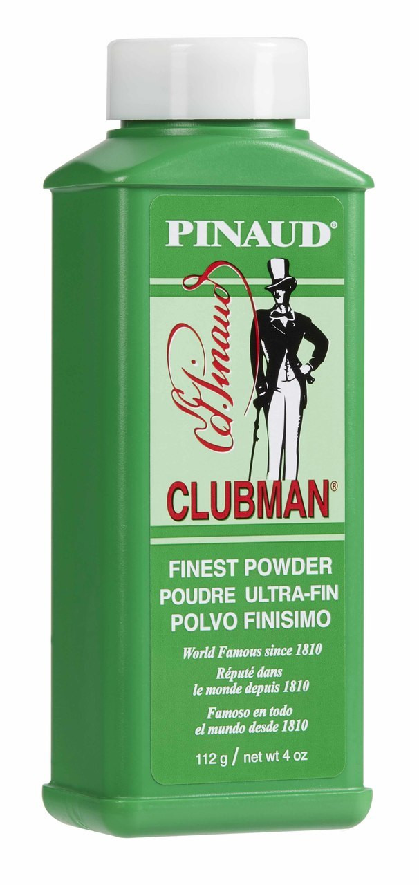 Clubman White Powder 4oz