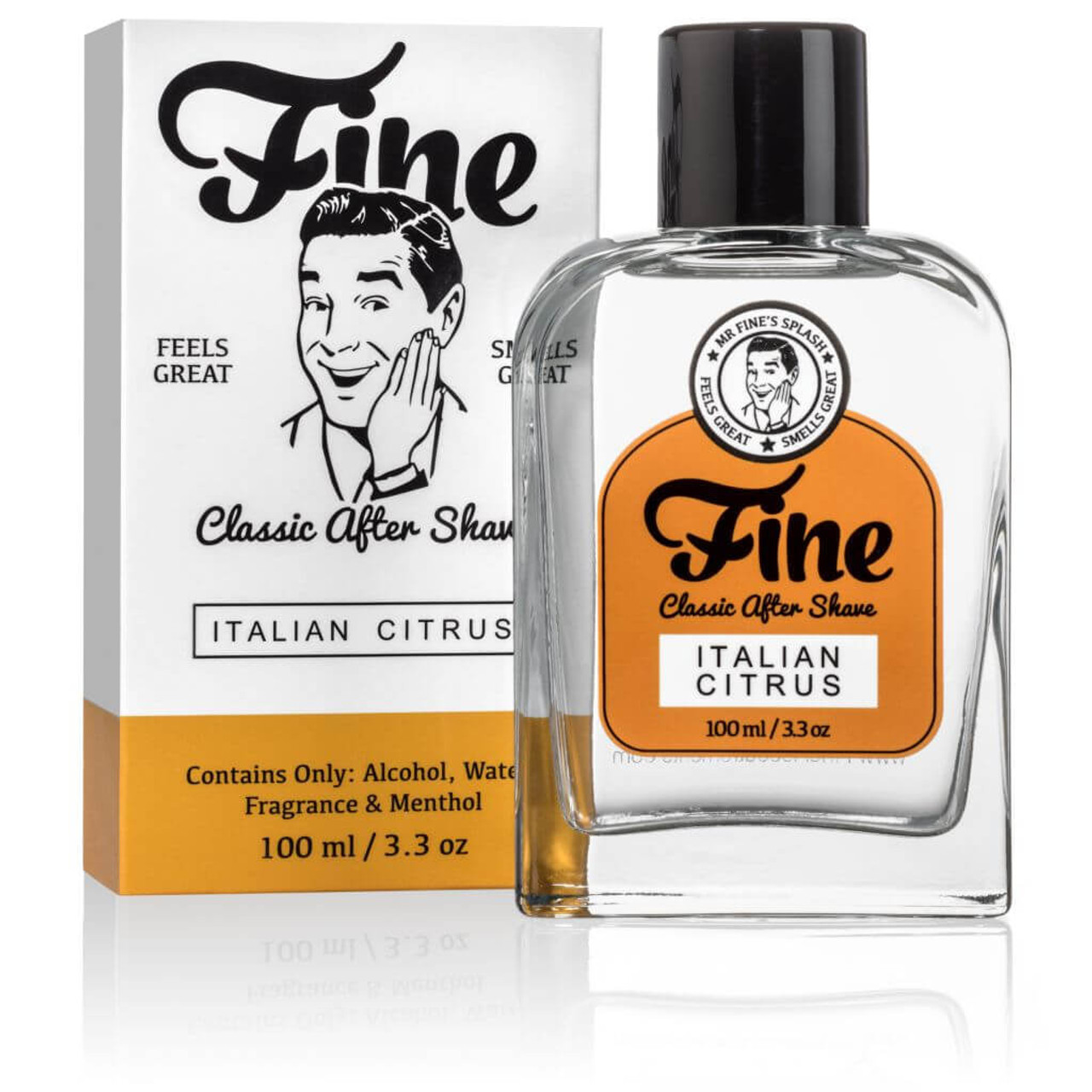 Fine Aftershave Italian Citrus