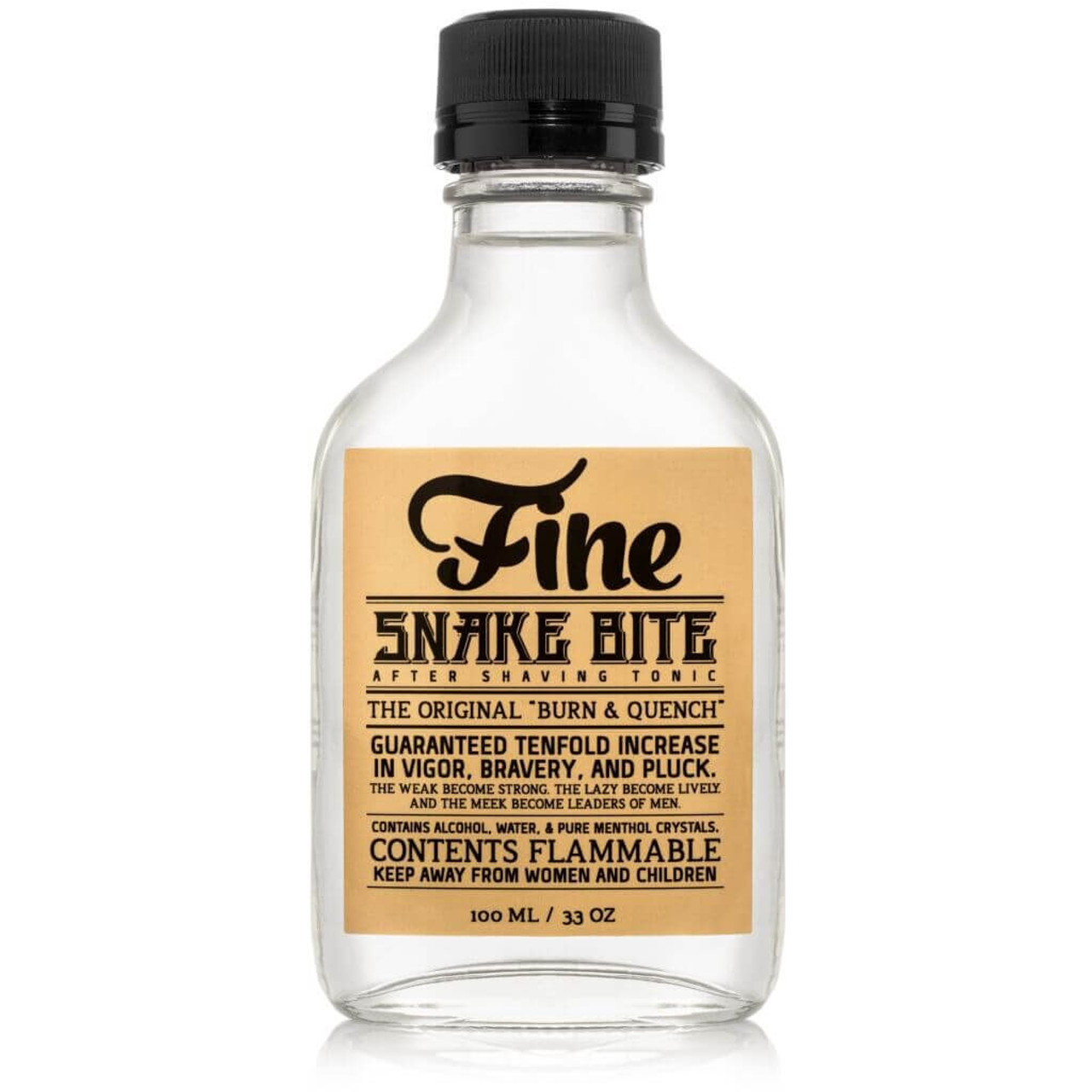 Fine Aftershave Snake Bite