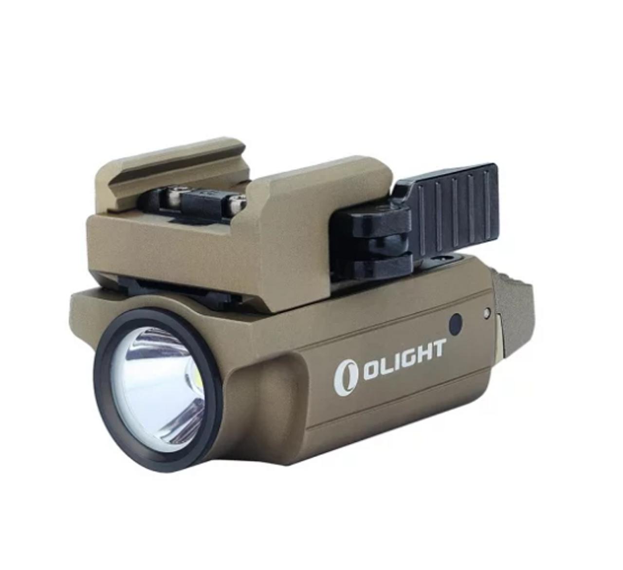 Olight PL-MINI 2 Valkyrie Desert Tan