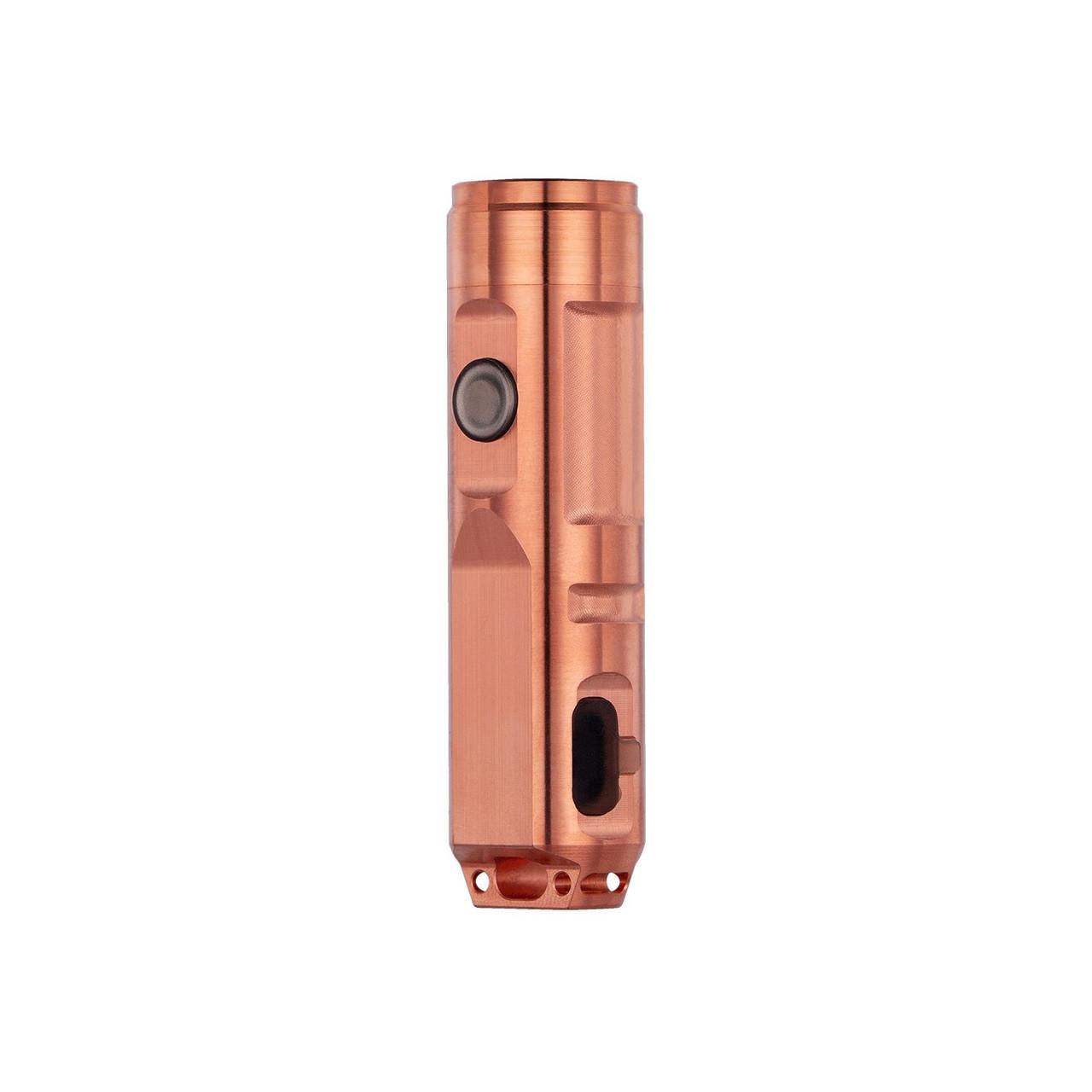 RovyVon A9 Cree XP-G3 Copper