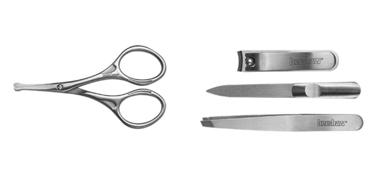 Kershaw KMCURE Manicure Set