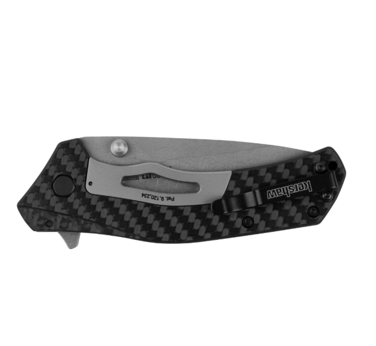 Kershaw Knockout 1870CFM390 Carbon Fiber M390
