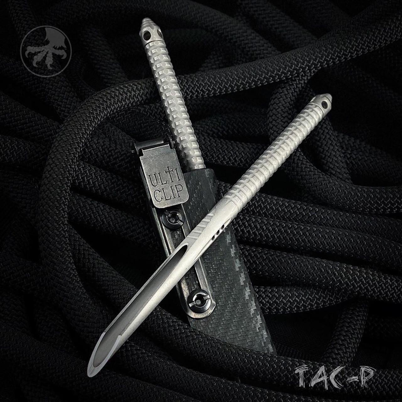Microtech 112-10 AP TAC-P Apocalyptic