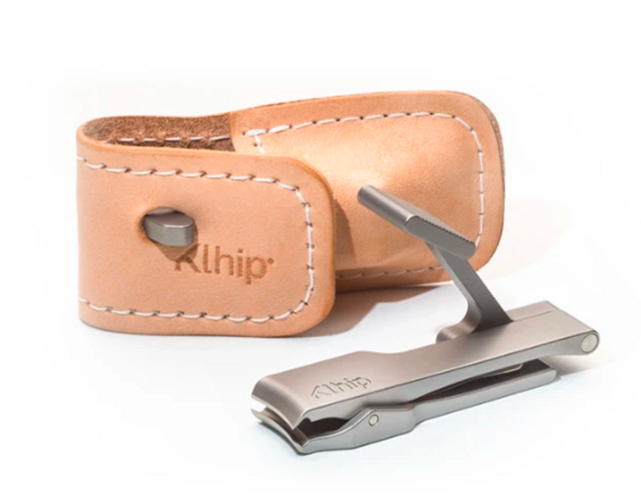 Klhip KLP-00201 Ultimate Clipper w/Leather Case