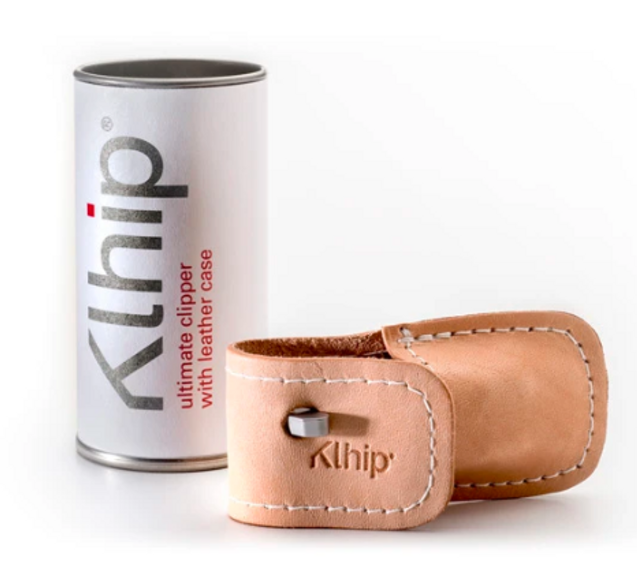 Klhip KLP-00201 Ultimate Clipper w/Leather Case