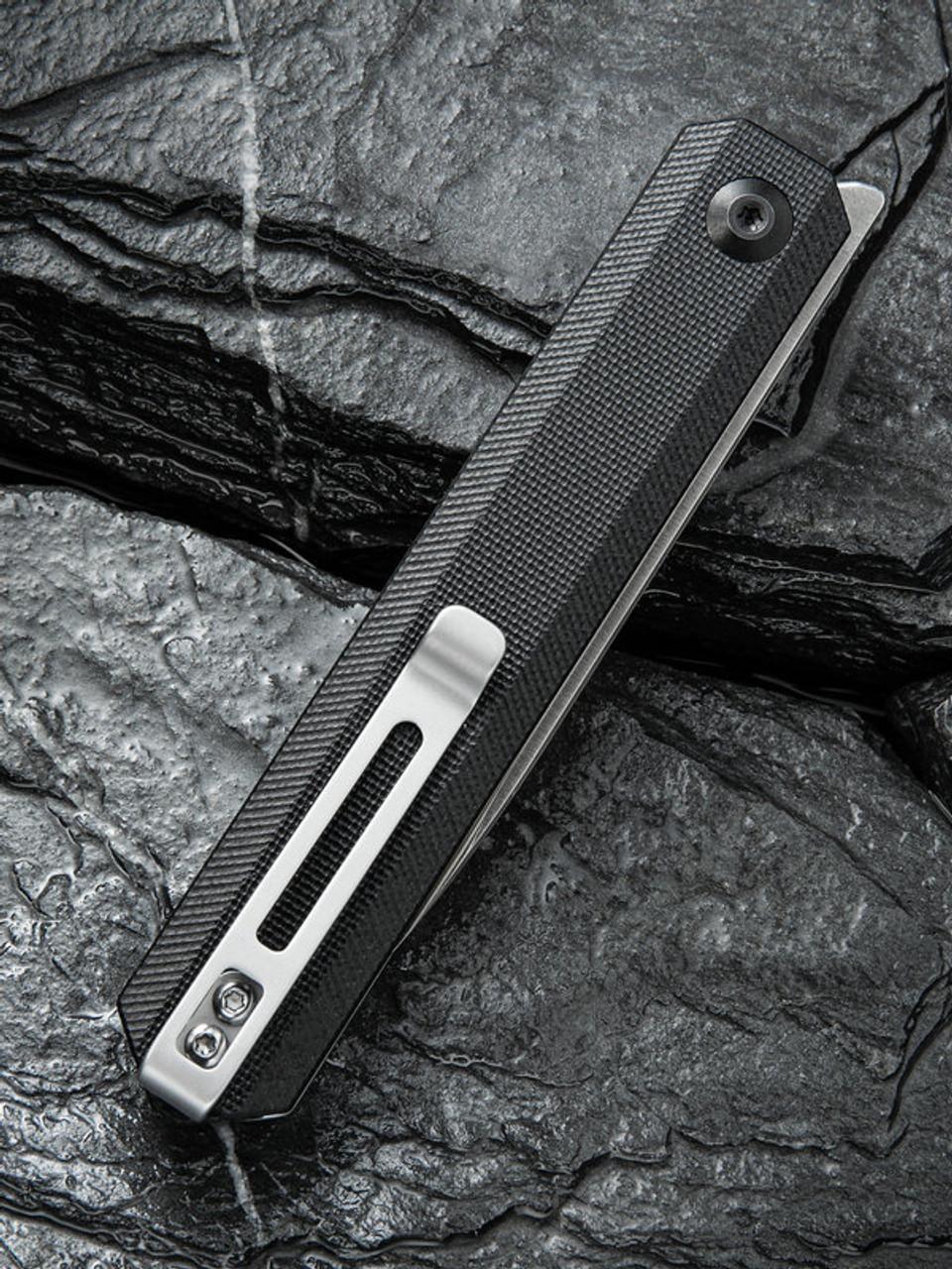 Civivi C2003C Exarch Satin D2 Black G10