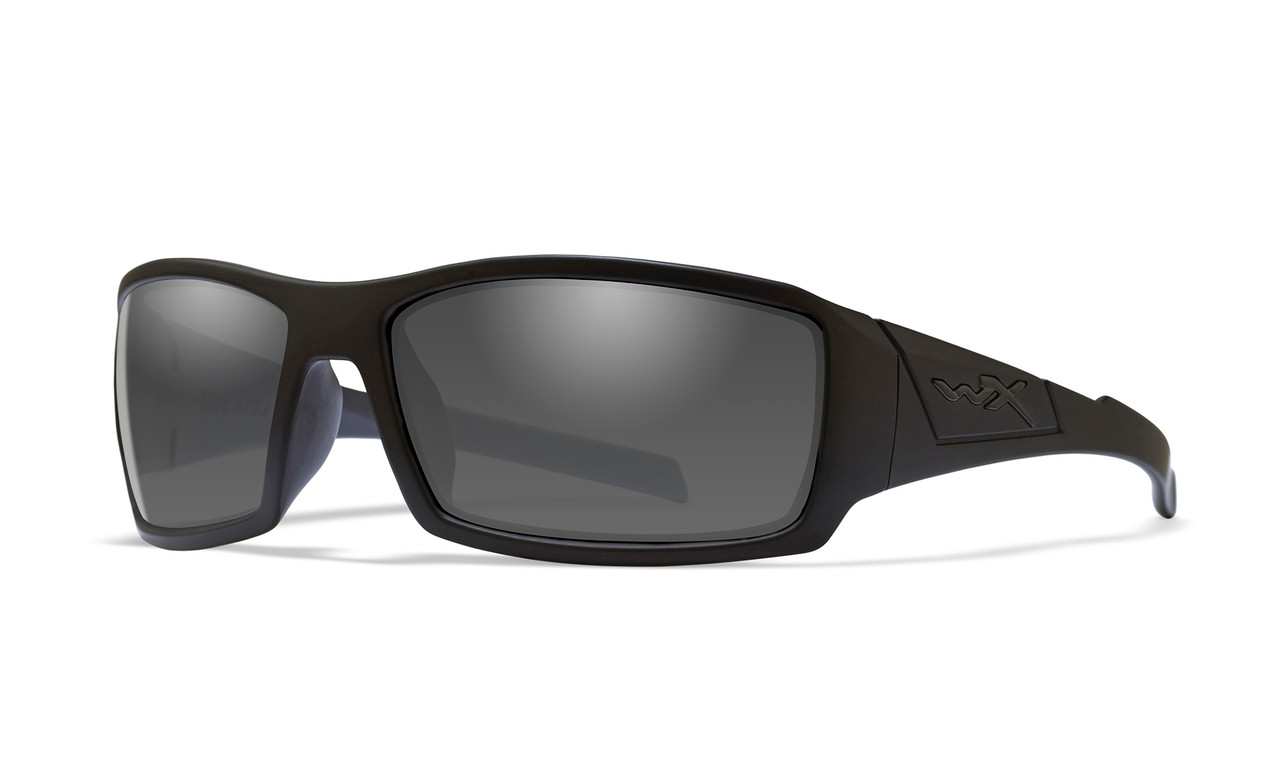 WX SSTWI01 Twisted Grey Lens/Matte Black Frame